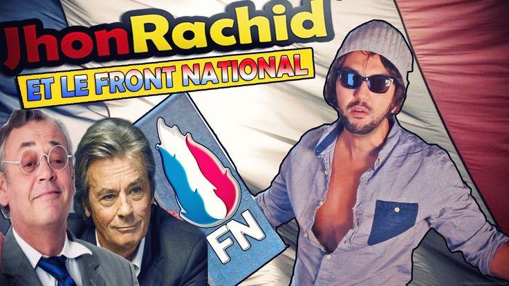 Jhon Rachid Et Le Front National