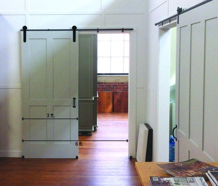 Best 20 empty wall spaces ideas on pinterest wall - Installing sliding doors interior ...
