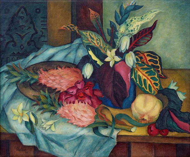 South African Artist Alexis Preller, 1911 - 1975