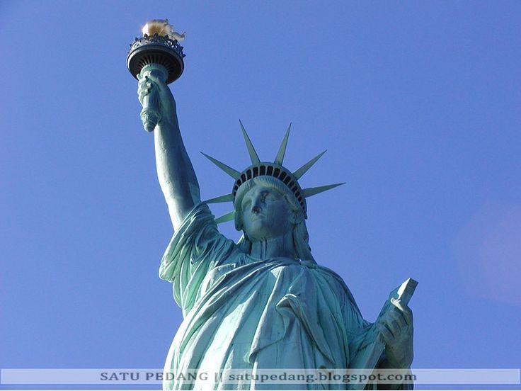 Sejarah Pembuatan Patung Liberty Amerika