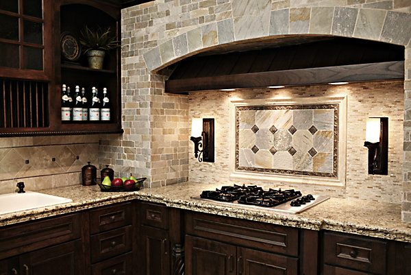 Baoding Creme Brick 12 X 12 In Multi Smooth Rectified 12 X 12 In New Venezia Gold Kitchens