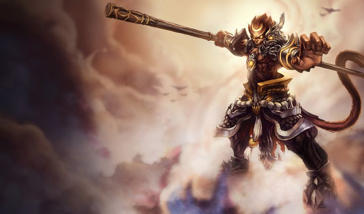General Wukong Skin - Plan On Getting (When I Learn Him)