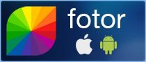 Photo Editor | Fotor - Free Online Photo Editing & Creatives - Can also download a desktop application.  Great way to make collages and edit photos for the design deficient person.