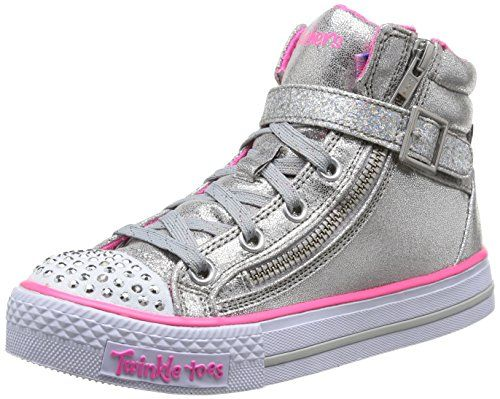 Skechers Shuffles Heart & Sole, Mädchen High-Top Sneaker - http://on-line-kaufen.de/skechers/skechers-shuffles-heart-sole-maedchen-high-top