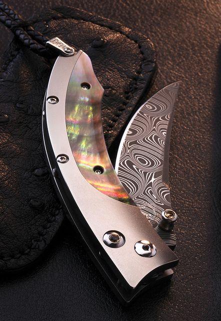 커스텀 나이프 William Henry 'Persian' Pocketknife
