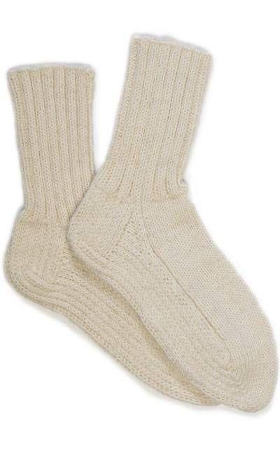 Sukankutomiseen on monta tyyliä ja kikkaa! Oletko kokeillut neuloa sukan vahvistetulla pohjalla? Ohjeen löydät nettisivuiltamme!