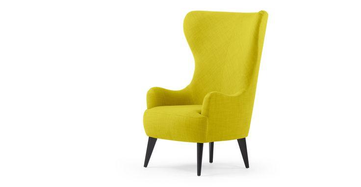 Bodil Chair, Light Moss