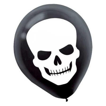 Skeleton Balloons