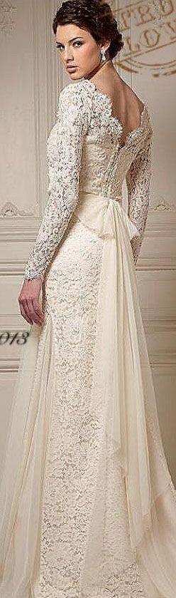 Ersa Atelier Couture 2013 #bride #dress <3
