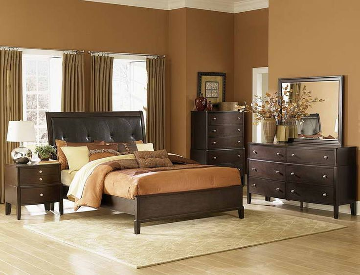 17 beste ideer om dark brown furniture på pinterest