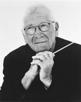Jerry Goldsmith - Film composer : He composed scores for such noteworthy films as The Sand Pebbles, Planet of the Apes, Patton, Chinatown, The Wind and the Lion, The Omen, The Boys from Brazil, Alien, Poltergeist, Gremlins, Hoosiers, Total Recall, Basic Instinct, Rudy, Air Force One, L.A. Confidential, Mulan, The Mummy, three Rambo films, and five Star Trek films.