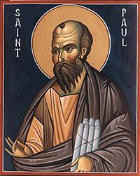 Saint Paul has always been an inspiration to me. A zealous persecutor of Christians became a martyr for his love of Jesus Christ. Saint Paul is the ultimate conversion story and a reminder that no matter what we do in our lives we can always find redemption and forgiveness in the Lord. When I have strayed and felt that God could never take me back into His arms, Saint Paul has been there to guide me home.