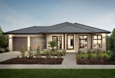 Oxford Single Story Home Design