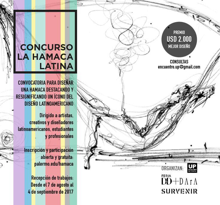 USD 2.000 al mejor diseñoFeria D&D + Dara, Survenir y la Facultad de Diseño y Comunicación de la Universidad de Palermo organizan este certamen que estimula y promueve la creatividad latinoamericana para diferentes productos del campo del diseño. En...