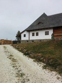 """""""Balaban Inn"""", on top of the hill in Romania"""