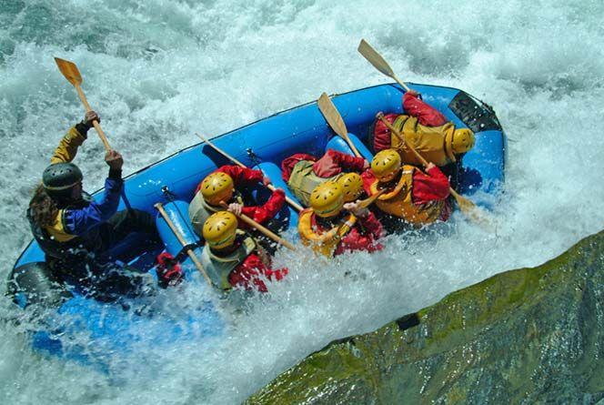 Raft the historic Shotover River  - google the river so pretty