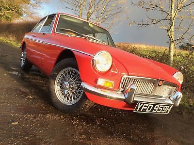 eBay: mgb gt red signal red wire wheels tax exempt 1970 #classicmg #mg #mgoc