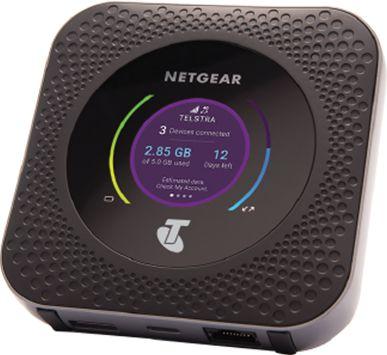 Un routeur mobile 4G 1 Gb/s arrive en Europe (Netgear Nighthawk M1) (N9ws)