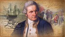 Australian Explorers videos with captions - James Cook - Finding Your Way