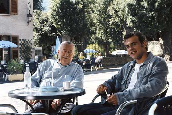 Stephane Rideau con Michel Duchaussoy