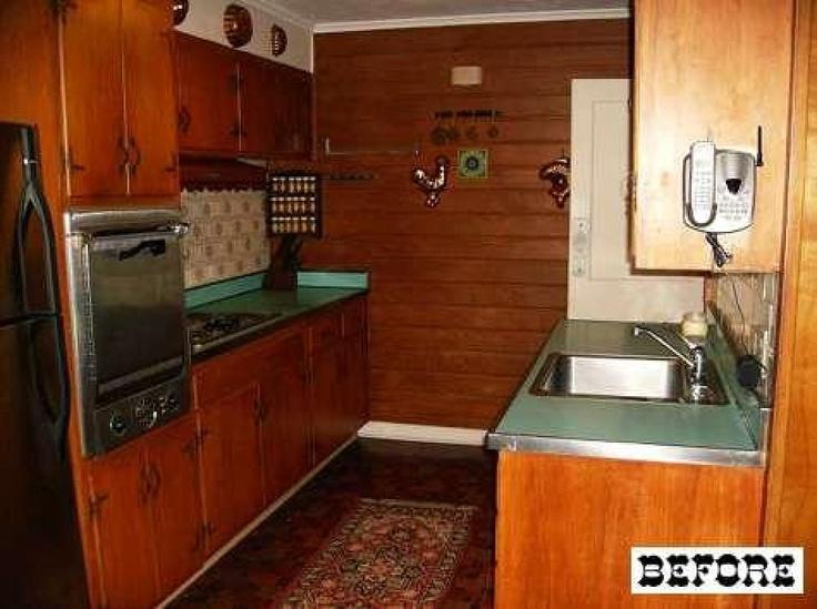 Hermosa Muebles De Cocina Fea De Apartamentos Composición - Ideas ...
