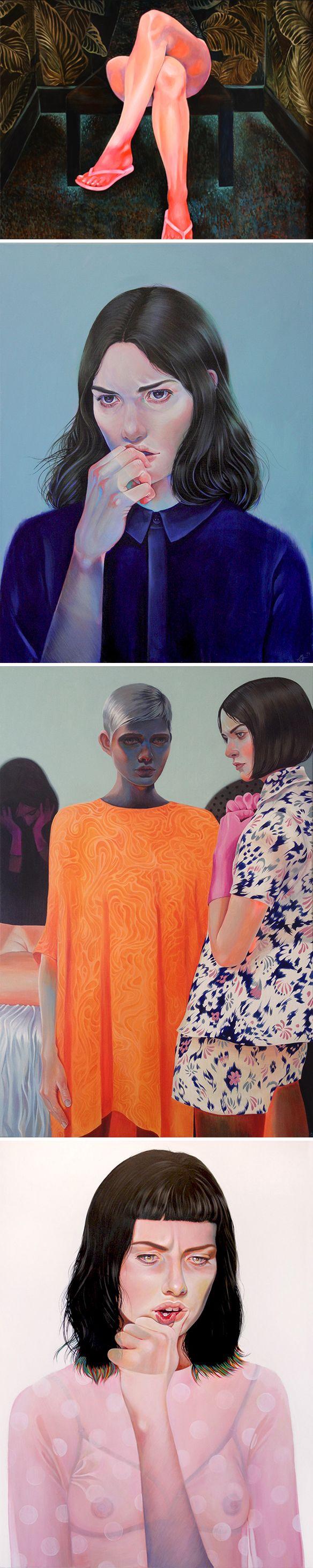 The Jealous Curator /// curated contemporary art /// martine johanna