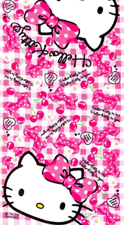 Hello Kitty Hello Kitty Wallpaper Hello Kitty Hello Kitty
