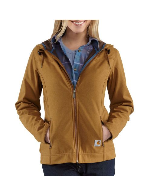 Outdoor fun: Shells Jackets, Bainbridg Soft, Woman, Soft Shells, Carhartt Bainbridg, Women Carhartt Jackets, Products, Women Bainbridg, Bainbridg Jackets