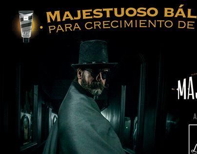 "Check out new work on my @Behance portfolio: ""Majestic majestuoso balsabo para crecimiento de barba"" http://be.net/gallery/31564627/Majestic-majestuoso-balsabo-para-crecimiento-de-barba"