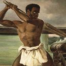 Madison Washington was an  cook who started a slave revolt in 1841 on board the brig Creole. The ship was transporting over 130 slaves from Virginia to sell in New Orleans, as part of the coastwise slave trade. Although the Creole was a domestic ship, the Black men and women on board suffered con