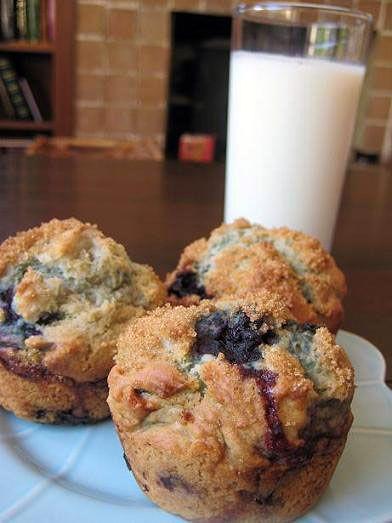Frische Blaubeermuffins: Bay Area Bites #Blueberrymuffins #Muffins #Muffinsre …