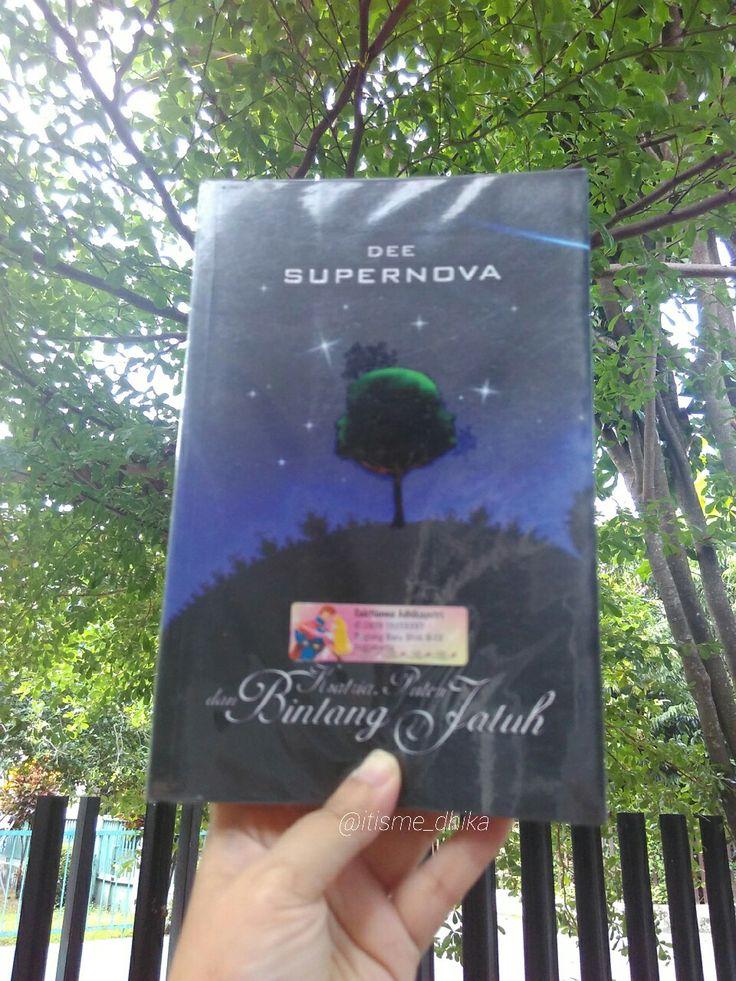 supernova: ksatria, puteri dan bintang jatuh (1)