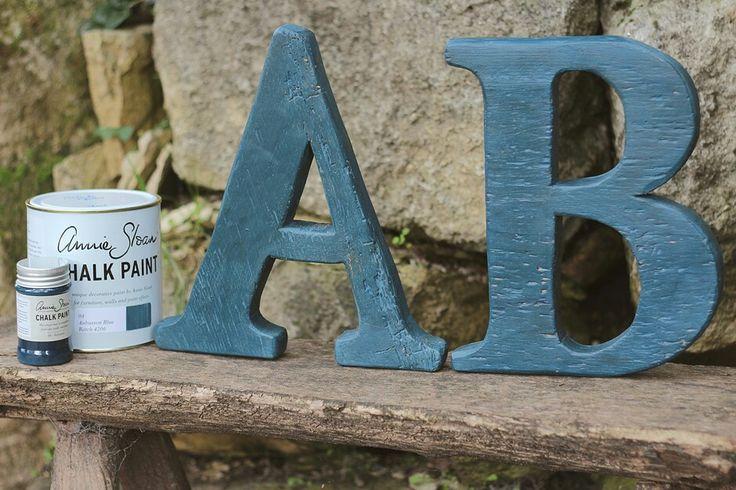 A. S. Aubusson blue
