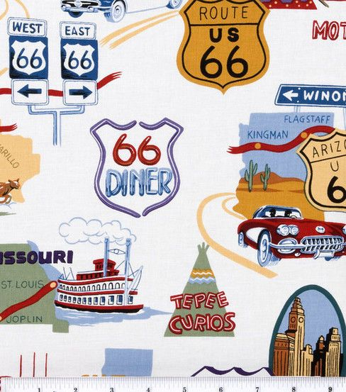 pin by andrea schneider on route 66 camper theme pinterest joann fabrics online craft store. Black Bedroom Furniture Sets. Home Design Ideas