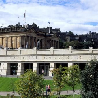 The Three National Galleries of Scotland are a must go see for the art lover.