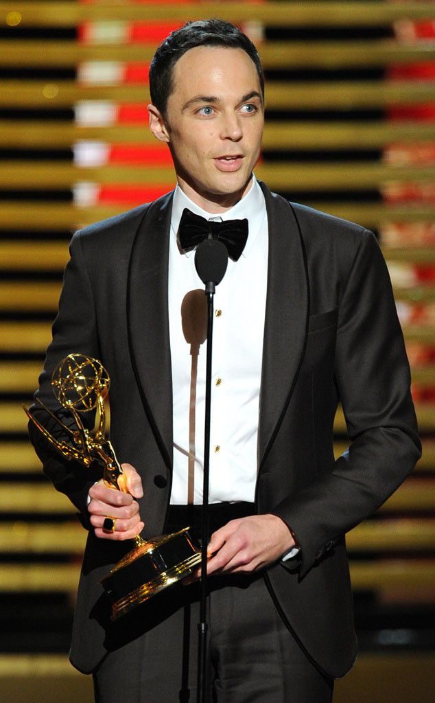 Jim Parsons, Emmy Awards 2014, wins his 4th Emmy for his portrayal of Dr. Sheldon Cooper on The Big Bang Theory