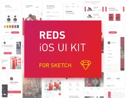 "Check out new work on my @Behance portfolio: ""REDS — modern and useful iOS UI kit"" http://be.net/gallery/48768039/REDS-modern-and-useful-iOS-UI-kit"