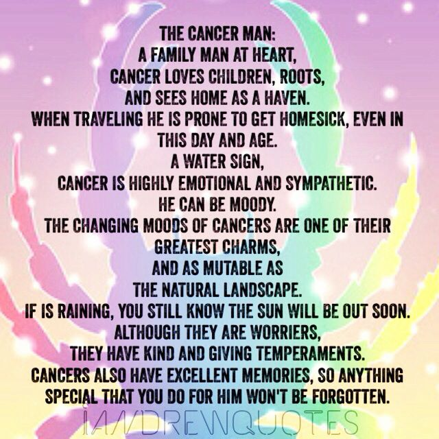 Cancer persona girl