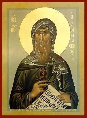 GESU' GUARISCE: Miracolo della Mano di San Giovanni Damasceno