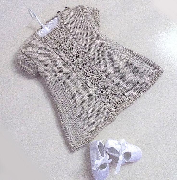 Ravelry: Baby A-Line dress, Bolero & Rompers by OGE Knitwear Designs
