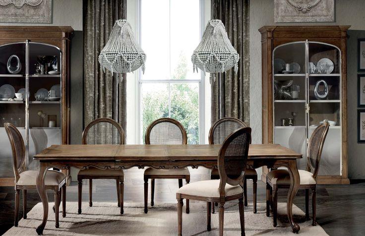 Vitrina cl sica anjony en mbar muebles nueva colecci n for Replicas de muebles