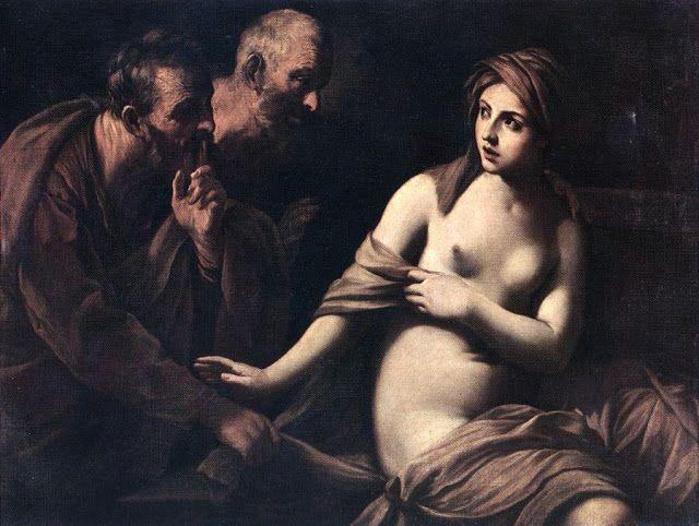 Η Σουζάνα και οι δυο γέροντες - 1620