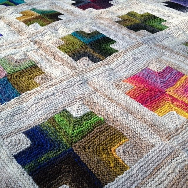 Mitered Knitting Patterns : 1000+ images about Mitred Squares on Pinterest Squares, Square Patterns and...