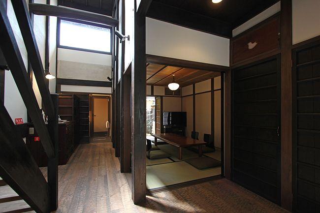Machiya renovation idea