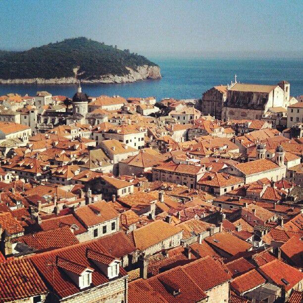 Dubrovnik en Dubrovačko-Neretvanska Županija