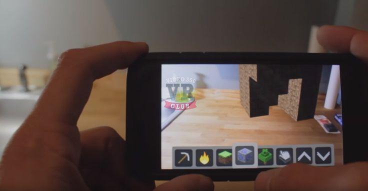 А знаете ли Вы, что Minecraft скоро появится и в смешанной реальности  Как известно, если устройство имеет дисплей и доступ к сети, на нём рано или поздно будут играть в Minecraft. Все современные смартфоны, планшеты, игровые консоли и системы, компьютеры и многое другое предоставляют возможность играть в Minecraft. Фактически, игра уже постепенно приходит и на устройства виртуальной реальности, такие как Gear VR от Samsung, Oculus Rift и даже HTC Vive. И скоро Minecraft появится даже на…