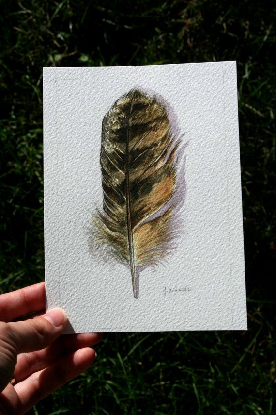 Great Horned Owl feather study - want a tattoo with it and owls breaking off like the bird and feather tattoo design and with the date of my friend Lanie's passing