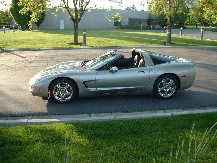 99 Corvette C-5