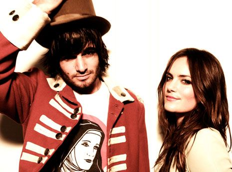 Angus and Julia Stone... Australian brother and sister duo. GREAT music... I so recommend