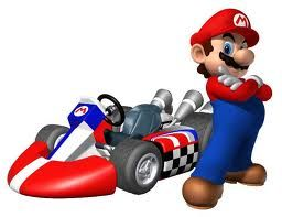 Who is your favourite Mario kart character?